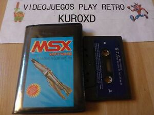 Msx-software-no-18-attack-on-the-dikes-spanish-edition