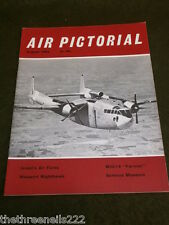 AIR PICTORIAL - AUG 1963 VOL 25 # 8 - ISRAEL AIR FORCE - MIG-19
