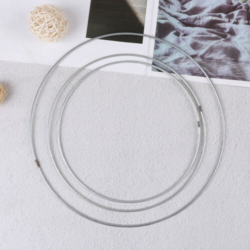 Welded Metal Dream Catcher Dreamcatcher Ring Craft Hoop DIY Accessories FO
