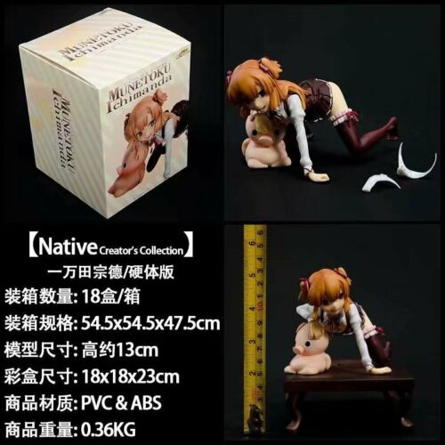 Anime Native Ichimanda Munetoku Creators Collection 1//7 PVC Figure New No Box