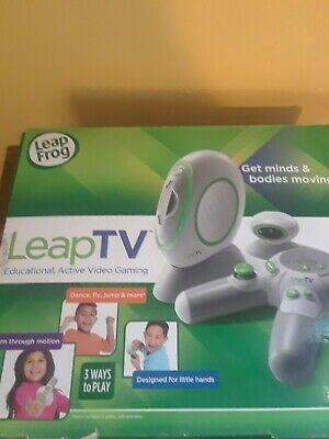 LeapFrog LeapTV Educational Video Gaming System ...