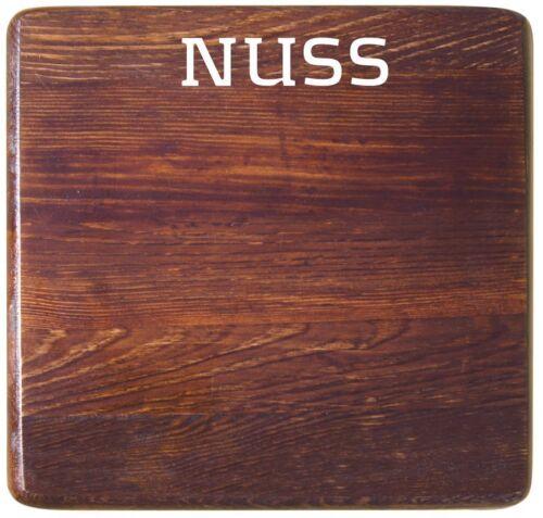 Tissue Holzbox geöffnet Holz Kiste