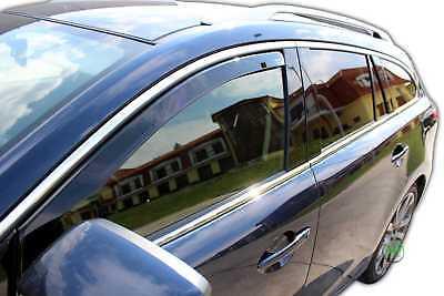Windabweiser passend für Mazda 6 1 I 4//5 Türen 2002-2007 2tlg Heko
