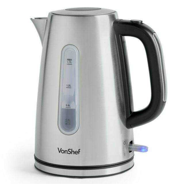 Electric Cordless Kettle 1.7l