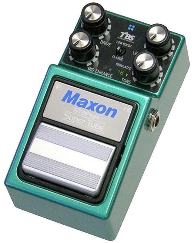 Maxon St-9 pro+ Super Tubo Overdrive