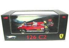 Ferrari 126 C2 No. 27 G.Villeneuve Formel 1 1982