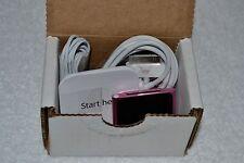 Apple iPod nano 6th Generation Pink 16 GB MC698LL/A AAC WAV MP3 Media MP3 Player