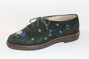 Behr 80er Vintage Cuir Femmes Chaussures Costumes 38 Du Chaussure Lacée Brogues Vintage-afficher Le Titre D'origine Acheter Un Donner Un