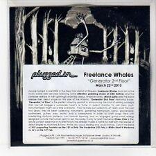 (EQ4) Freelance Whales, Generator 2nd Floor - 2010 DJ CD