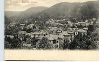 FRIEDRICHRODA ~1910 Panorama Dächer Häuser Blick ungelaufen Thüringen