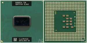 SL86G Intel M processore per 730 Acer Pentium 4101WLMi Aspire CPU Centrino RwZqdBxwX