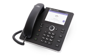 Amical Audiocodes C450 Hd Combiné Téléphone-afficher Le Titre D'origine