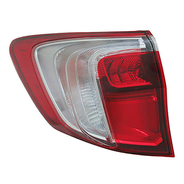 Fits 16-18 Acura RDX Left Driver Side Outer Tail Light NSF