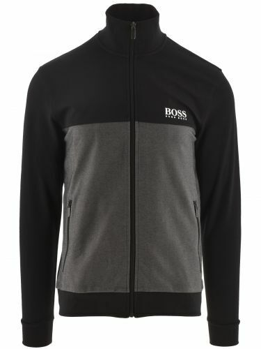 BOSS Black Tracksuit Jacket