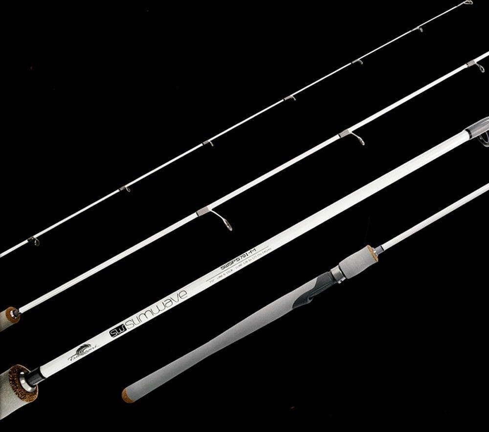 TSUNAMI SLIM WAVE BIANCO JIGGING Spinning Rod