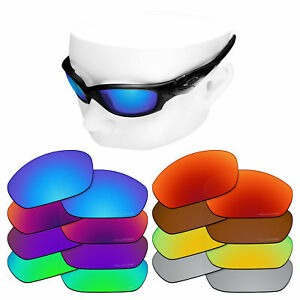 OOWLIT-Iridium-Replacement-Lenses-for-Oakley-Straight-Jacket-2007-Polarized