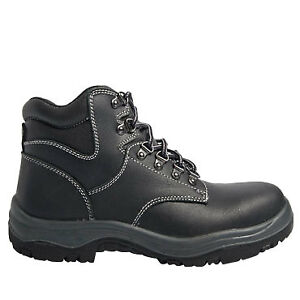 1594a52222c Details about Coober | Olympus Workwear | Mens Steel Cap Work Boot |  Spendless Shoes