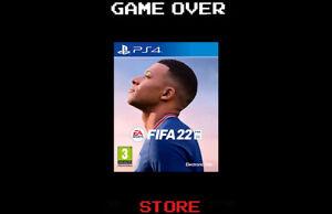 Fifa 22 Ps4 Playstation 4 Nuovo ITA Videogame Copertina ITA Promo Pre Order