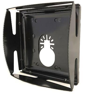 QBit SQ1000-S Oscillating Multi Tool Saw Blade Cut Gang Wall Outlet Box NEW