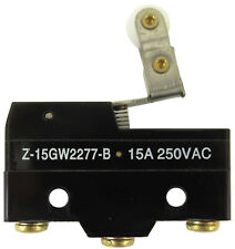 Ls Z 15gw2277 B Micro Switch Short Roller Lever Limit Switch 15a 250vac