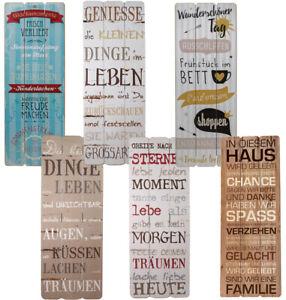Wandschild-Dekoschild-Plankenschild-Familie-Landhaus-Shabby-Deko-Tafel-80-x-30cm