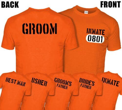Personalised Stag Do T shirts Novelty Funny Mens Fancy Dress