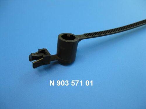 Genuine VW AUDI SEAT SKODA Cc Derby Cable Ties 5X171 5 x10 pcs N90357101