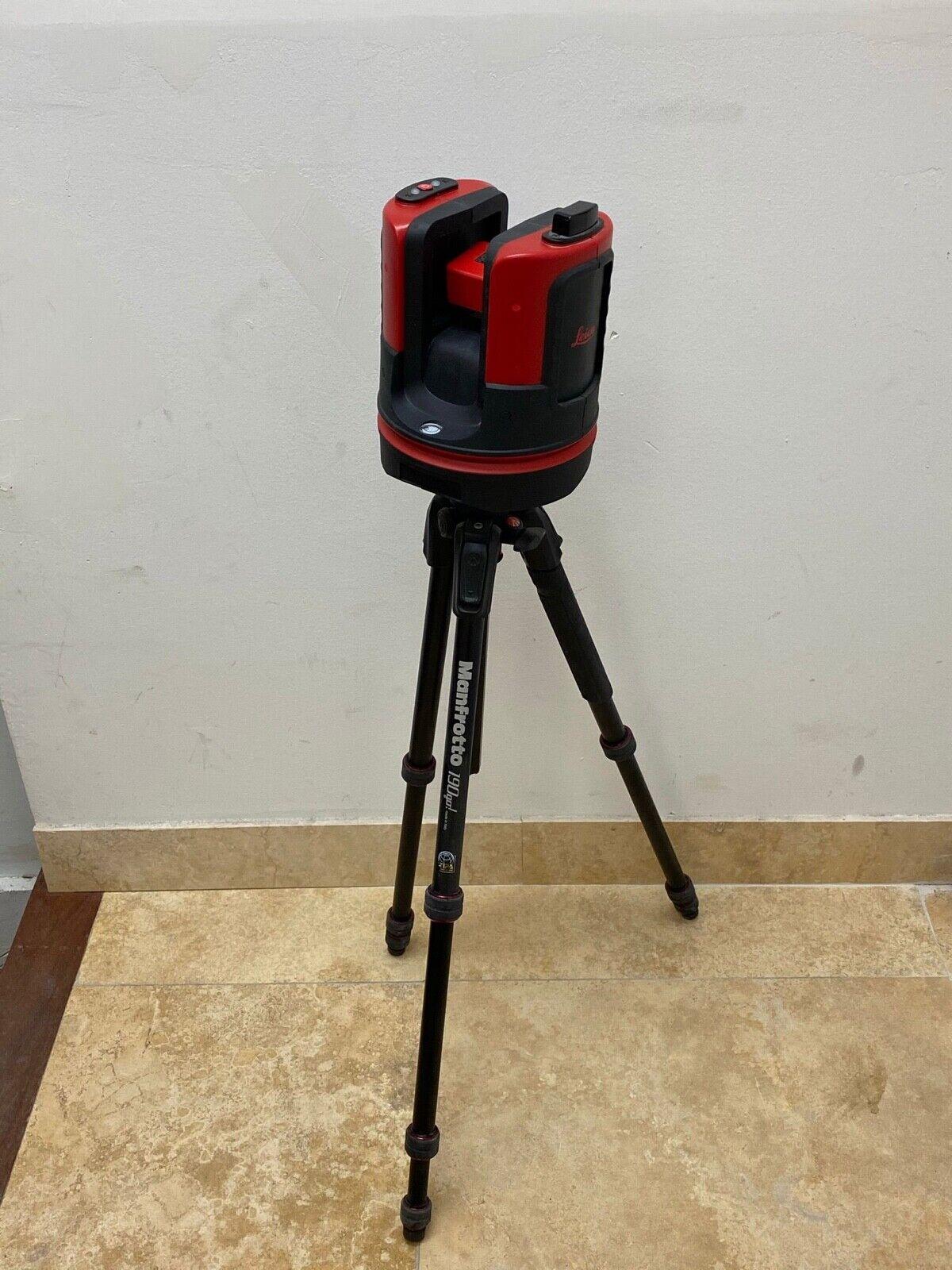Leica 3D disto scanner