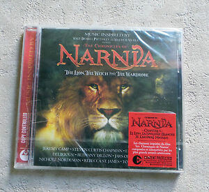 THE-CHRONICLES-OF-NARNIA-034-THE-LION-THE-WITCH-AND-THE-WARDROBE-034-CD-BOF-OST-NEUF
