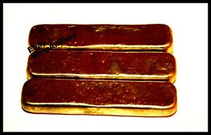 80 grams Scrap gold bar for Gold Recovery melted different computer coin pins