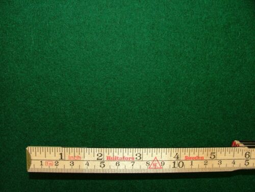 80/% lana di alta qualità Verde Panno Tessuto per recuperare le tabelle Bridge Carte da gioco