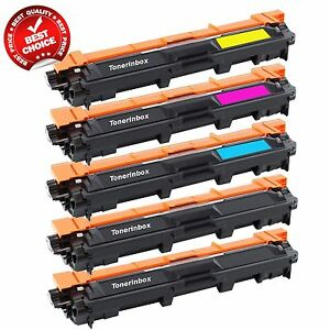 5-Pk-TN221-BK-TN225-Color-Toner-For-Brother-MFC-9130CW-MFC-9330CDW-MFC-9340CDW