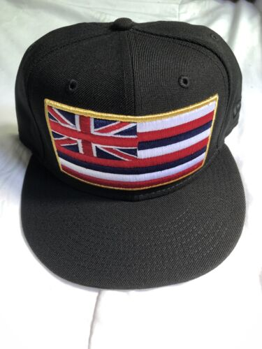 Fitted Hawaii Snapback