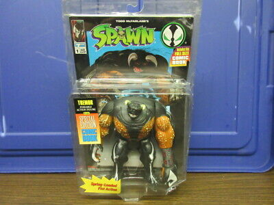 Todd McFarlane/'s Spawn Tremor With Special Edition Comic Book