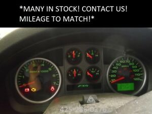 04 05 06 FORD F150 FX4 speedometer gauge speedo cluster MANY MILEAGES AVAILABLE*