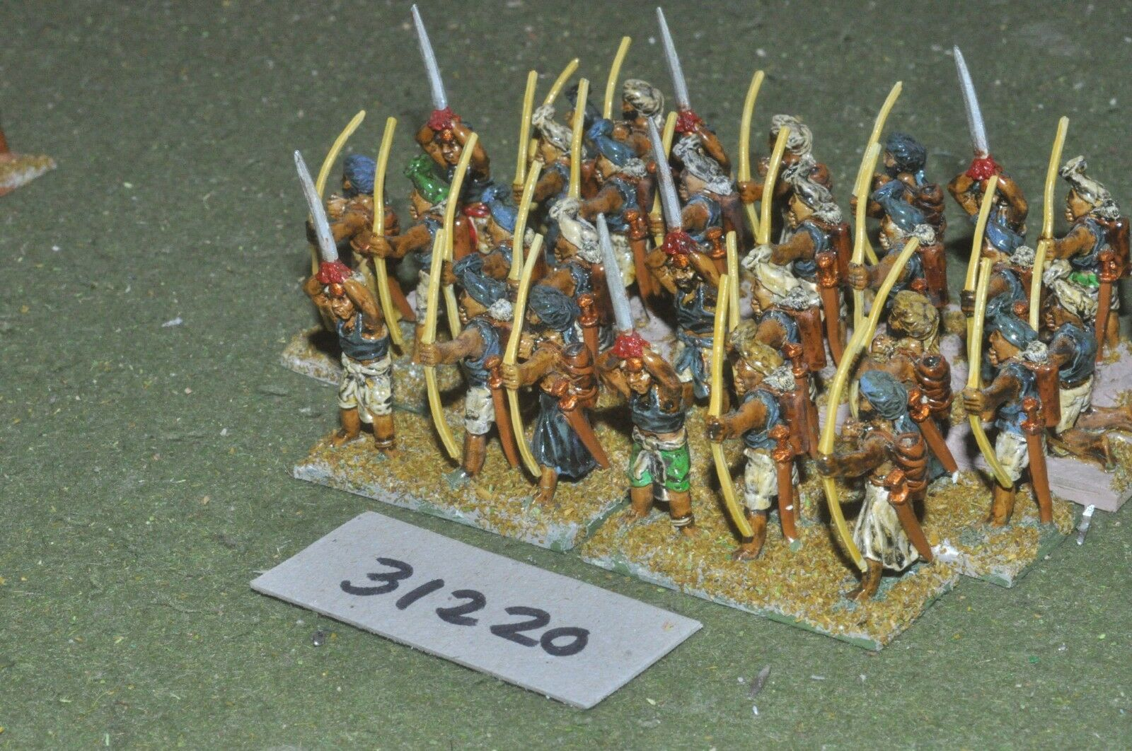 25mm classical     indian - archers 30 figures - inf (31220) 9e307b