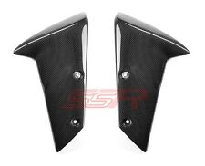 Kawasaki ZX6R/ZX10R/Z1000 Front Fender Side Arm Panel Trim Covers Carbon Fiber