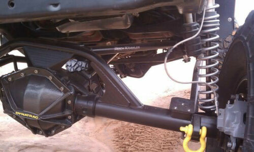 """ROCK CRAWLER,316B WELD ON FABRICATOR THICK SHOCK TAB FOR 2/"""" TUBING,1//4/"""" THICK"""