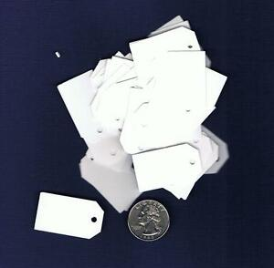 100-Small-Blank-Handmade-Gift-Price-Tags-White-Cardstock-Hang-Small
