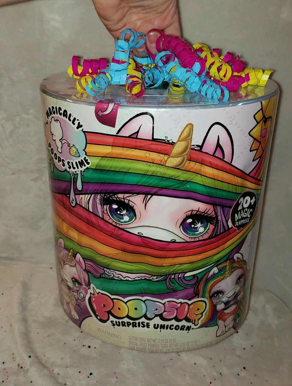 Poopsie Surprise Unicorn 20+ Magic Surprises Poops Slime BRAND BRAND BRAND NEW SEALED MGA 7aa1d4