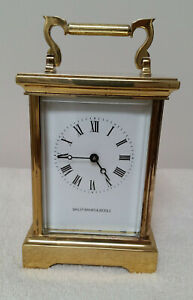 Bailey Banks Biddle English Carriage Clock Ebay