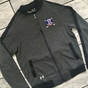 Under Armour womens Under Armour Womens Favorite Terry Full Zip Bomber