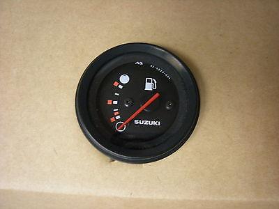 """Suzuki Outboard Parts 2/"""" Black Fuel Gauge 99105-80003"""