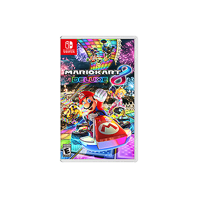 Mario Kart 8 Deluxe Nintendo Switch New Free Express Post In Stock
