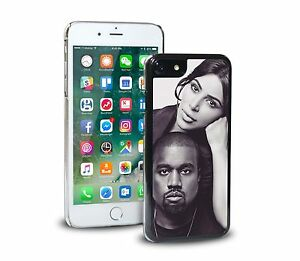 low priced 32110 97630 Details about Kim Kardashian Kanye West BW Phone Case Cover For iPhone &  SAMSUNG