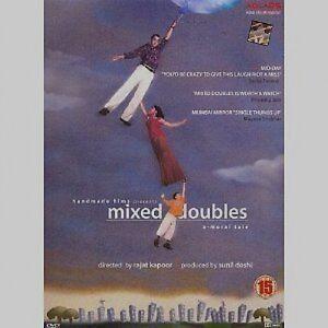 Gemischte-Doubles-Brandneu-Adlabs-Bollywoo-DVD