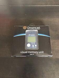 034-NEW-034-VISUAL-MEMORY-UNIT-034-BLUE-034-Sega-Dreamcast-2000-034-Official-034