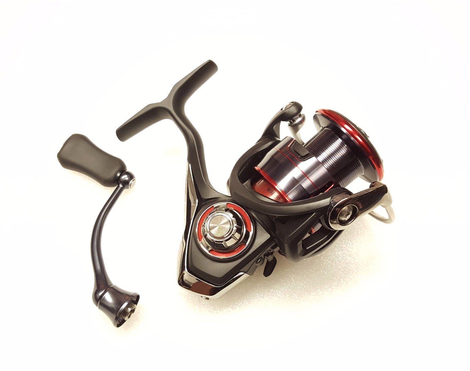 New Daiwa Fuego LT 6.2 1 Left Right Hand Spinning Fishing Reel - FGLT2500D-XH