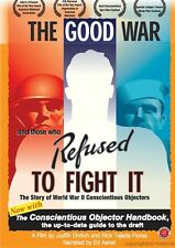The Good War and Those Who Refused to Fight It (DVD, 2011)