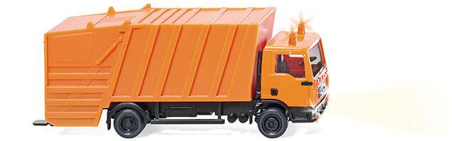 7429 man tgl car trash press, 1 87 wiking
